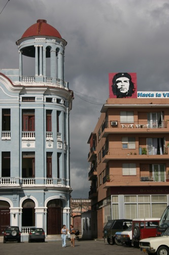 Che Guevaras influence shows everywhere, this time in Camag?ay, Cuba