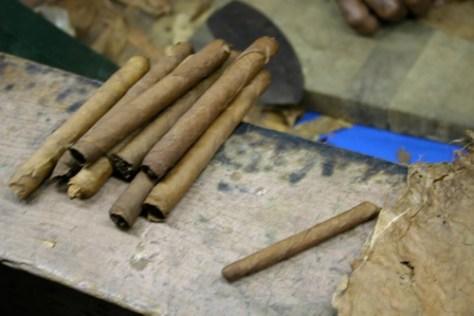 Finished cigars, Trinidad, Cuba