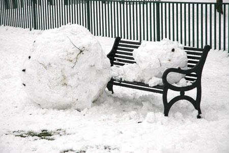 Drunk Snowman, SW19
