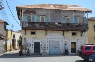 Mombasa stare miasto Kenia