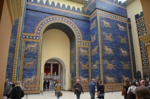 Muzeum Pergamońskie Brama Isztat Berlin