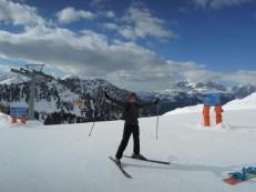 Moena Alpe Lusia Dolomity