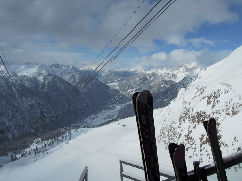 Val di Fassa Dolomity