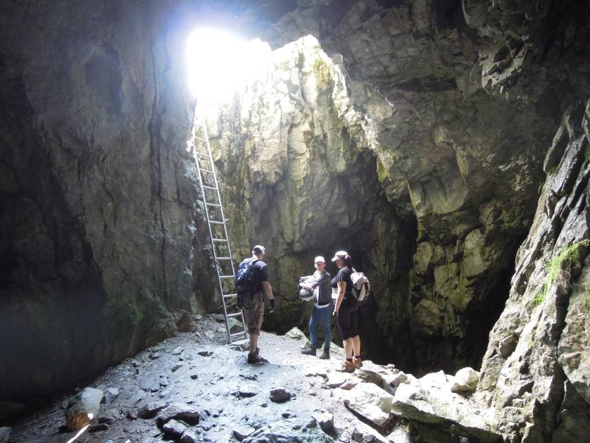 Jaskinia Raptawicka Tatry