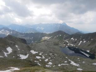 Widok z Zawratu Tatry