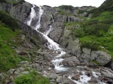Wodospad Siklawa Tatry