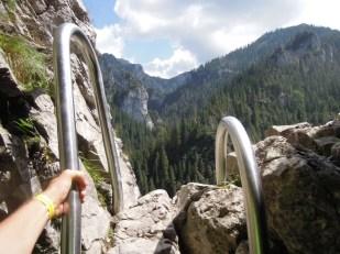 Wyjście z Jaskinii Raptawickiej Tatry