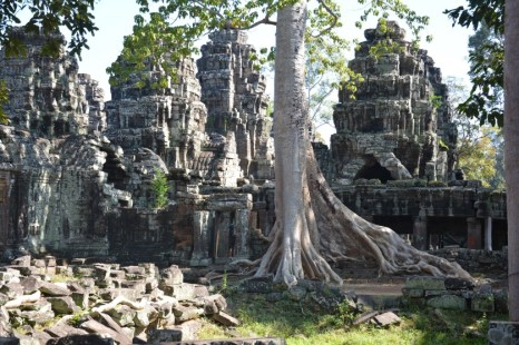 Angkor Big Circuit Kambodża