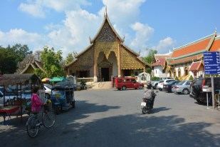 Chiang Mai Wat Phra Singh Tajlandia