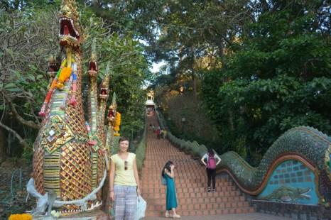 Chiang Mai Wat Phra That Doi Suthep Tajlandia
