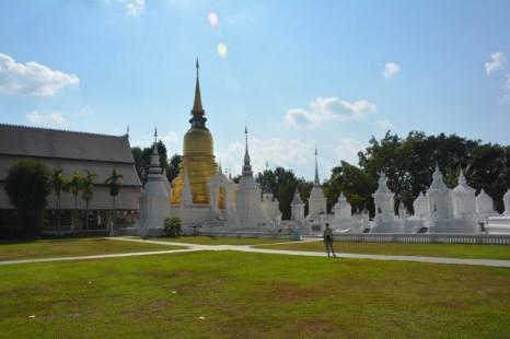 Chiang Mai Wat Suan Dok Tajlandia