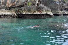 Chicken Island snorkeling Tajlandia
