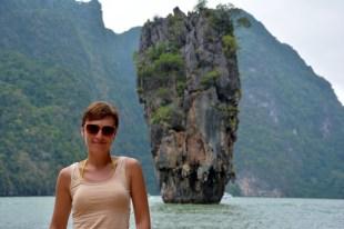 Phang Nga wyspa Jamesa Bonda