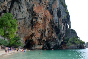 Phra Nang Cave Beach - Railay Tajlandia