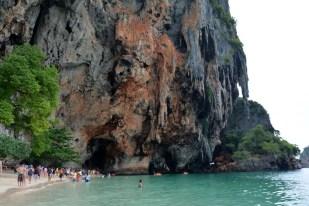 Phra Nang Cave Beach - Railay Tajlandia