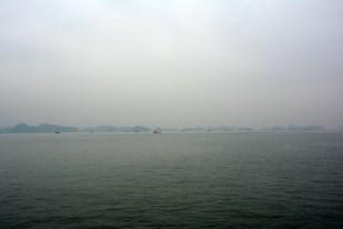 Zatoka Halong panorama Wietnam