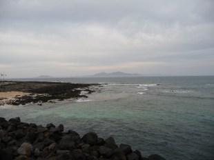 Widok na Lanzarote