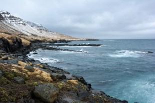 Wschodnie wybrzeże Islandii Islandia