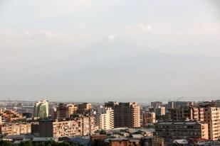 Erywań i Ararat Armenia