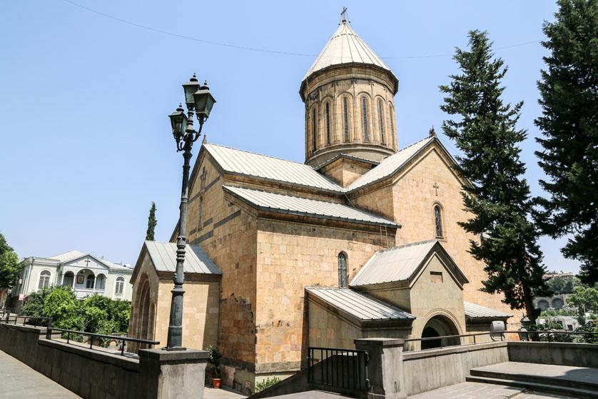 Katedria Sioni w Tbilisi Gruzja