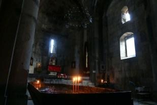 Ołtarz w Haghpat Armenia
