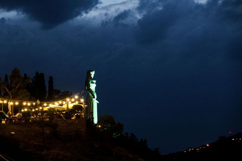 Pomnik Matki Gruzji