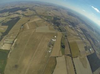 Lotnisko w Michałkowie skoki spadochronowe