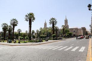 Arequipa Plaza de Armas Peru