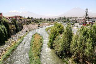 Arequipa rzeka Peru