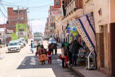 Copacabana sklepy w Boliwii