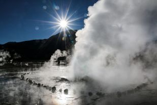Gejzery El Tatio Chile