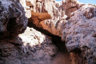 Jaskinie Valle de la Luna Chile