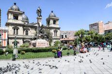 Katedra La Paz Boliwia