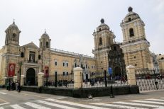 Klasztor San Francisco Lima Peru