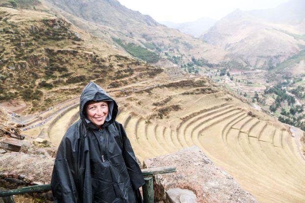 Park Archeologiczny Pisaq Peru