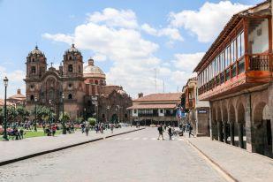 Plaza de Armas Cusco Peru 2
