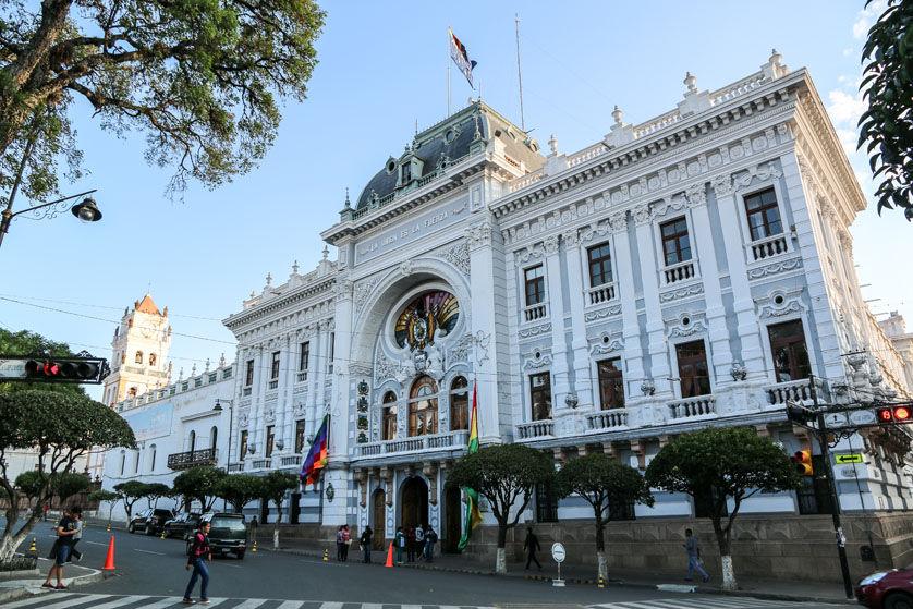 Plaza de Armas Sucre 2 Boliwia