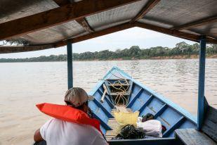 Rzeka Puerto Maldonado Peru