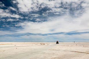 Salar de Uyuni początek Boliwia