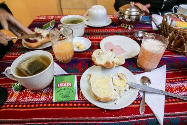 Śniadanie wycieczka do kanionu Colca Peru