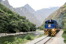 Trekking w dżungli do Aguas Calientes 2 Peru