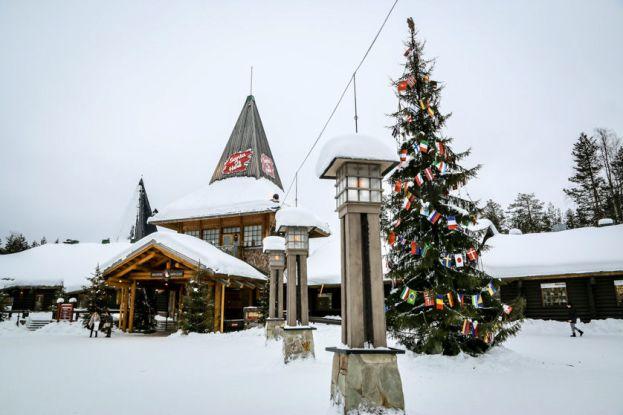 Wioska Świętego Mikołaja Finlandia