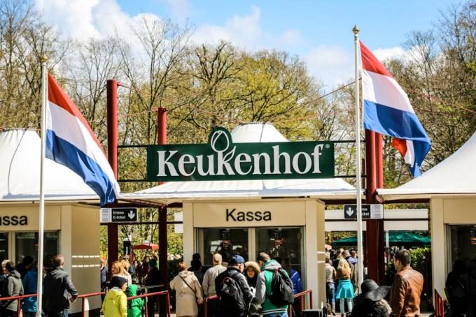 Keukenhof Amsterdam