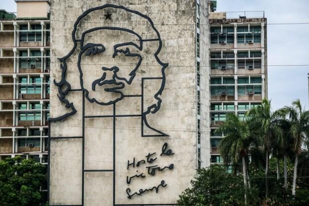 Che Guevara Hawana