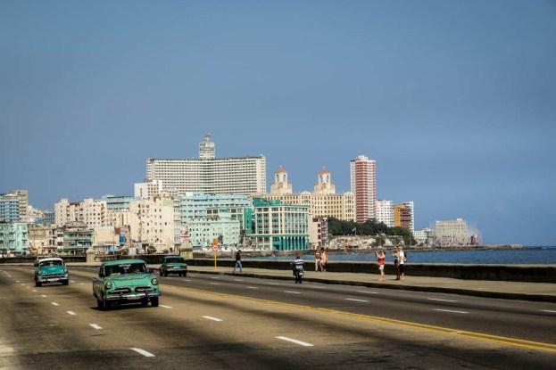 Malecon Havana Kuba