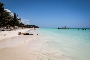 Relaks w Cayo Jutias