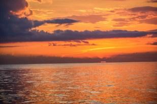 Zachód słońca Hawana Kuba 2