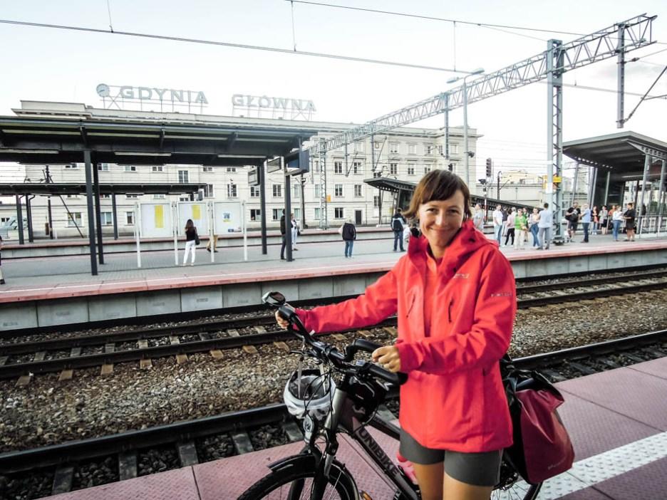 Pociąg z Gdyni do Wrocławia