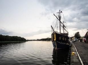 Port w Dziwnowie