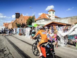 Przejażdżka rowerowa po Helu